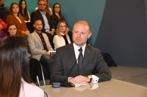[WATCH] Nothing wrong with wanting the best for Maltese people, Muscat insists