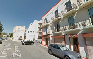 Homeowner objects to digging works on adjacent 9 storey Msida hotel project