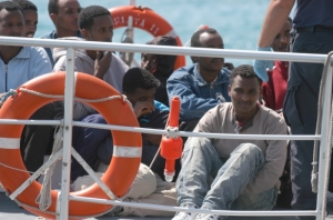 65 migrants who disembarked in Malta on Monday have COVID-19