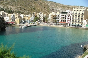 Health directorate issues warning against swimming in Xlendi bay