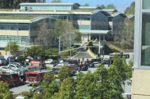 Three shot at California YouTube HQ, female suspect dead