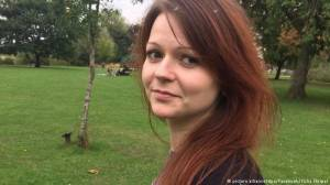 Yulia Skripal discharged from hospital