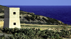 Tower rises instead of rubble in Gozo