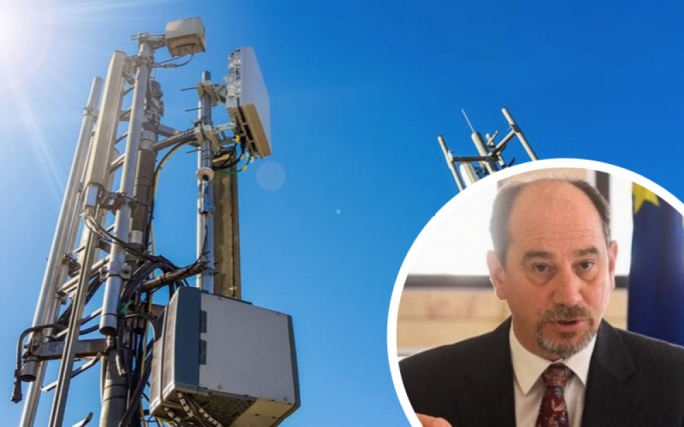 Godfrey Farrugia will be tabling a 5G warning in Parliament