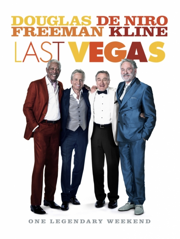 Last Vegas: (c) 2013 CBS Films Inc. All rights Reserved.