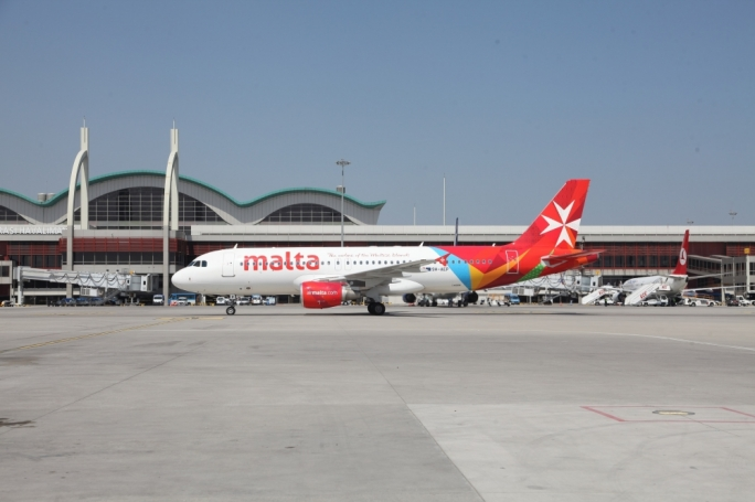 Air Malta inaugurates flights to Istanbul's Sabiha Gökçen Airport