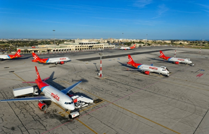 Update 2 | Operations controllers on strike over union recognition in Air Malta talks