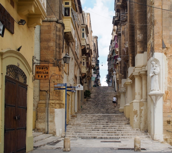 After V18 and the capital of culture… a study to understand Valletta's residents