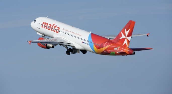 €35 flights up for grabs in three-day Air Malta ticket sale