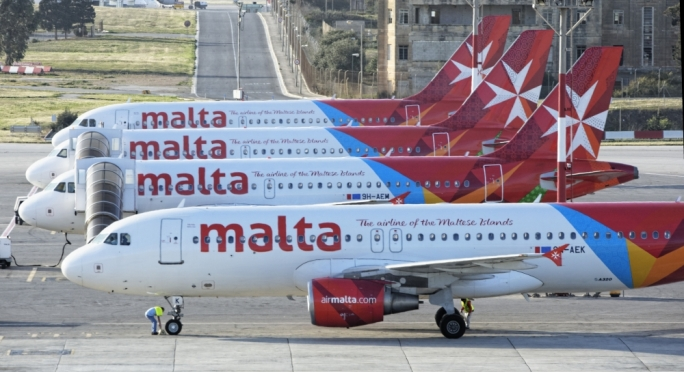 Air Malta with record passenger growth in February