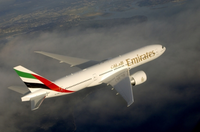 Emirates to use flexible routes, tailwinds to achieve flight efficiency