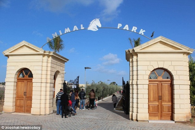 Polidano's Fiera l-Kbira advertised illegal animal park 'by mistake'
