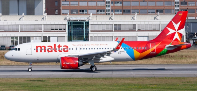 Air Malta to receive its second new Airbus