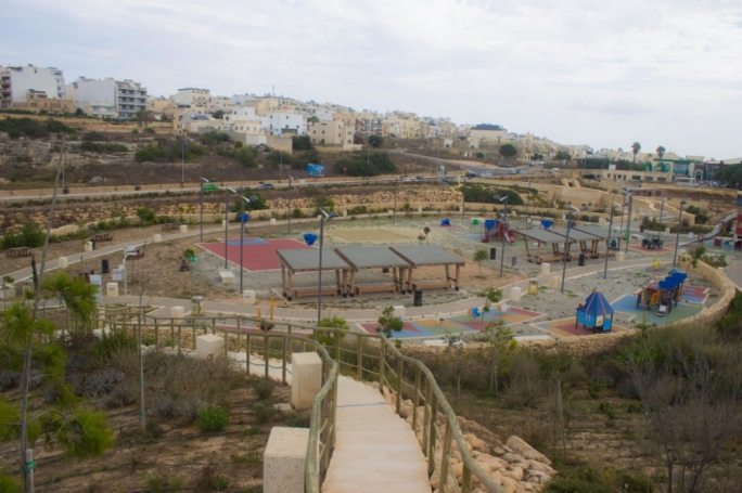 The 10,000 sq m development could be ercected opposite the family park in Marsaskala