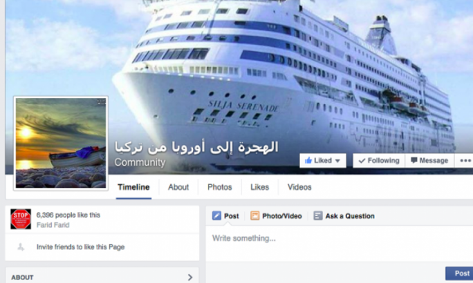 Human traffickers use social media to advertise trips to Italy