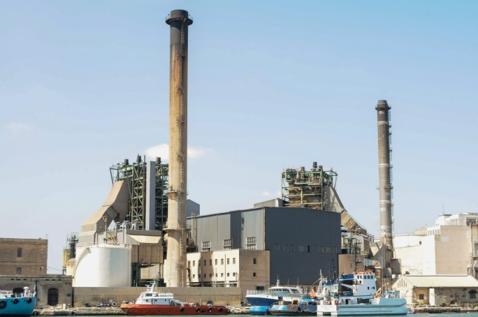 [WATCH] Demolition of Marsa Power Station complete