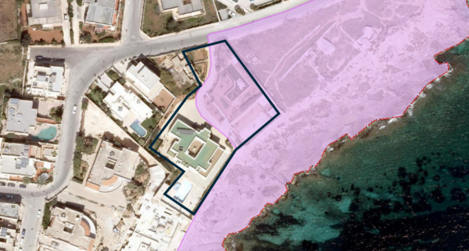 The Marsaskala local council will not object as long as the coastal area protected by the public domain act, is not impacted