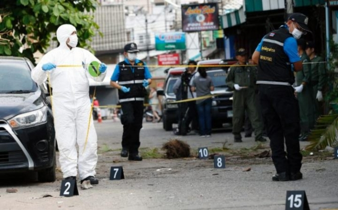 Deadly Thai bomb attacks connected, arrests made