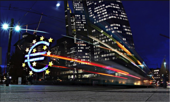 The European Central Bank (ECB) decided to keep key interest rates unchanged as the interest rate on the main refinancing operations remained at zero