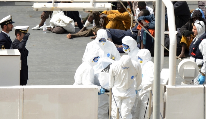 Mediterranean route 'deadliest' for migrants