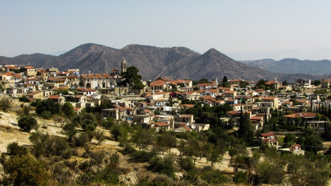 The Troodos mountain region is not only truly magical in winter, but offers some of the most beautiful hill resorts, Byzantine monasteries and picturesque villages