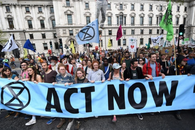 Extinction Rebellion hit the headlines on 1 October 2018, when activists, including prominent scientists, assembled on Parliament Square in London to announce a Declaration of Rebellion against the UK Government