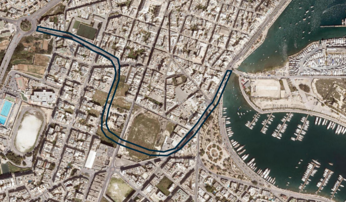 Manoel Island's 'phantom' road blocks landowner's plans