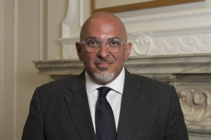 New Education Minister Nadhim Zahawi also attended the event