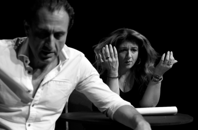Michael Basmadjian and Pia Zammit navigated across an impressive emotional spectrum... with an effortlessness that only comes with the immersion expected of true professionals