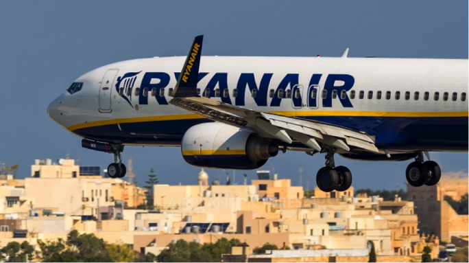 Airline will extend services to Amman, Cardiff, Cork, Exeter, and Nantes among others