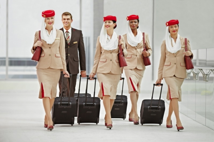 Emirates invites candidates to join its cabin crew team