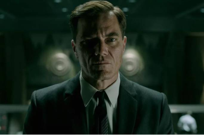 Distilled modern evil: Michael Shannon