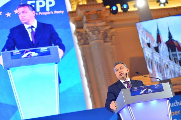 PN refusing to comment over EPP threat to sack Orbán