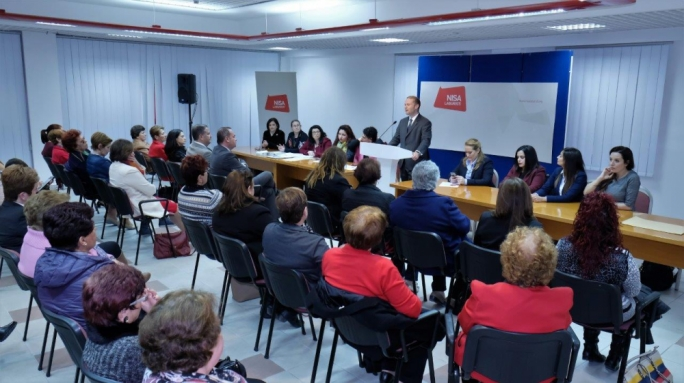 Joseph Muscat was addressing the annual general meeting of the PL's women's section