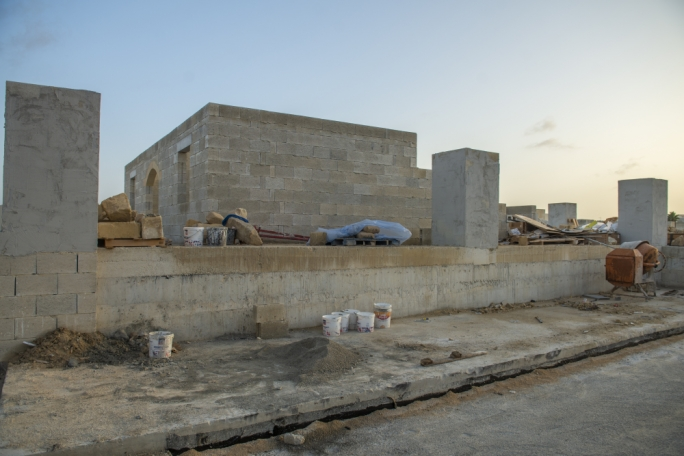 Bulldozed: Knights-era 'replica' on Qormi mall irks watchdog