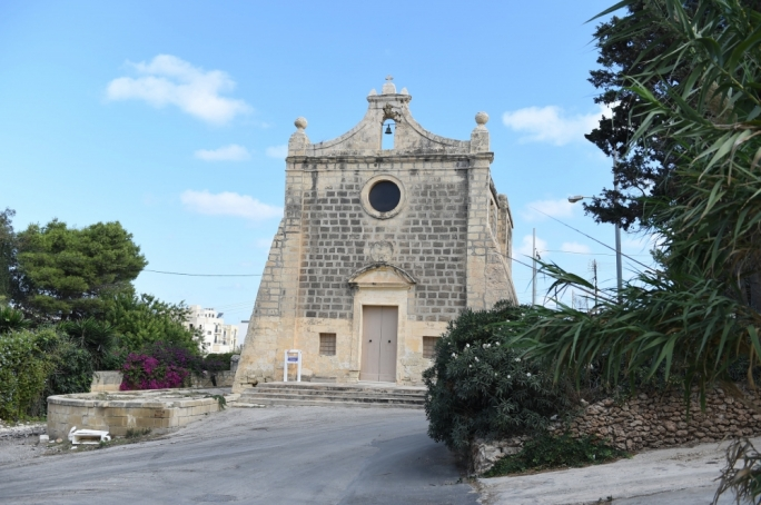 Lunzjata chapel to be turned into roundabout