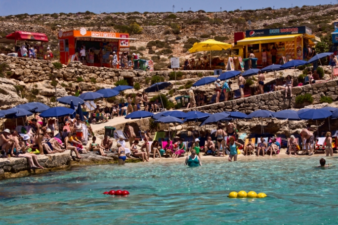 Maltese showing signs of unease at overtourism