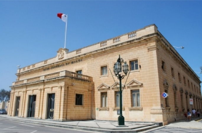 Central Bank of Malta has issued Directive 17 to allow people who cannot leave their house to have their cheques deposited by a trusted third party