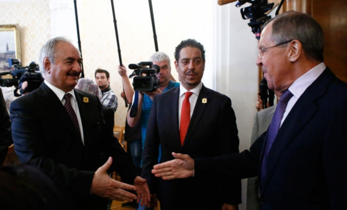 Bartolo speaks to Russia's Sergey Lavrov on Libyan conflict and migration