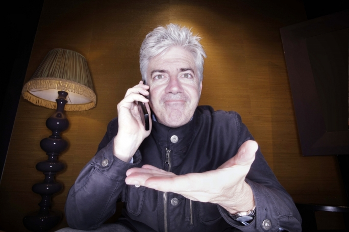 Australian comedian Shaun Micallef has Maltese roots.