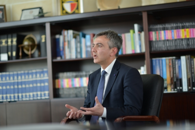 [WATCH] The new radical | Simon Busuttil