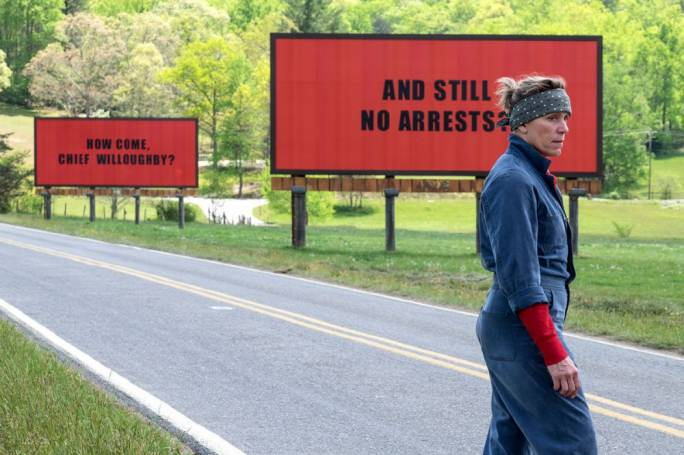 Film Review |Three Billboards Outside Ebbing, Missouri