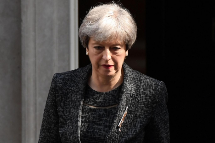 It's 'Mayhem' as British PM faces no confidence vote within her party