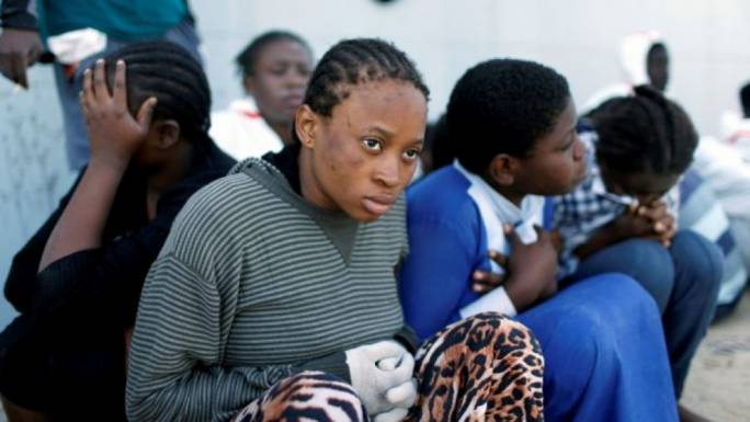 [WATCH] Rwanda offers refuge to 30,000 African migrants in Libya