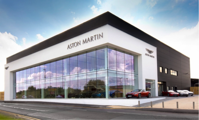 Aston Martin to launch London IPO