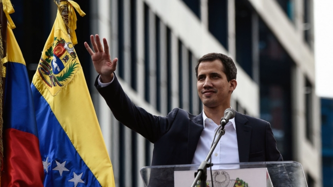 Guaidó declared himself Venezuela's interim leader in January and has been recognised by more than 50 countries, including the US, the UK and most in Latin America