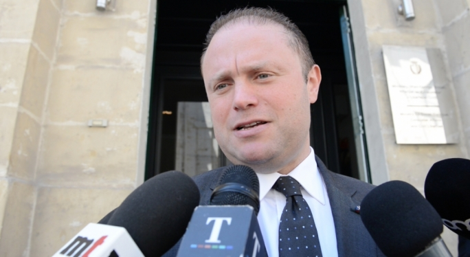 Prime Minister Joseph Muscat says the government is not excluding the possibility of a compromise over the location of the New University at Zonqor point • Photo by Ray Attard