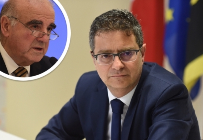PN will support George Vella's nomination for president