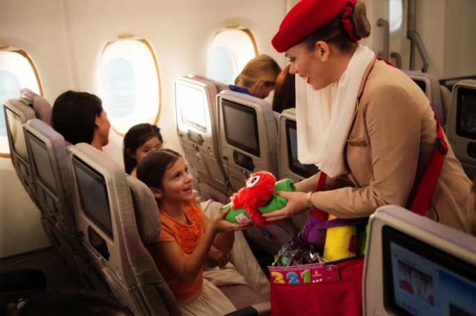 Emirates offers special Economy Class Companion fares to Cyprus, Dubai