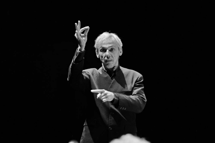 Lay is a conductor and composer, formerly the director of the Ensemble Télémaque that he founded in 1994